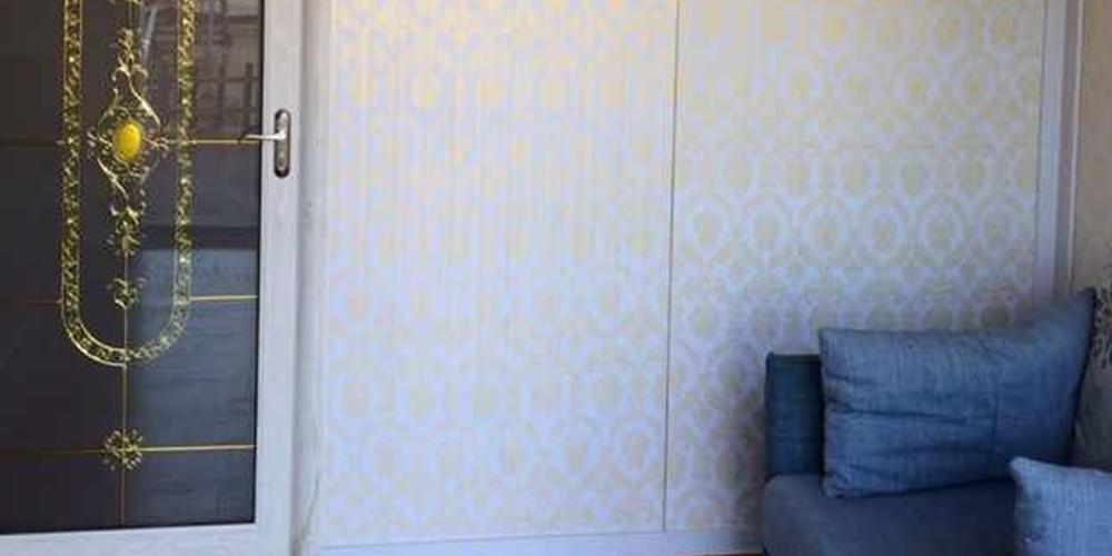 覆膜彩钢板内墙装饰