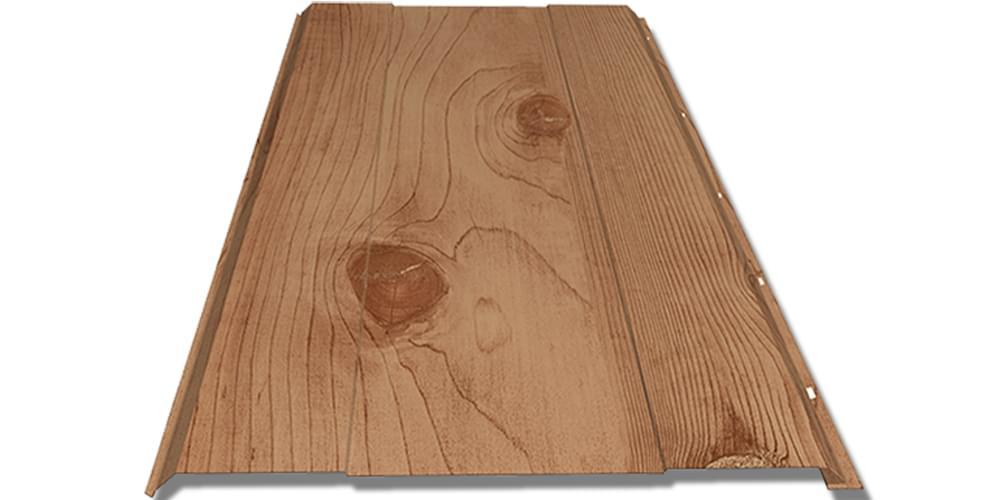 木纹彩涂钢板--夹芯板
