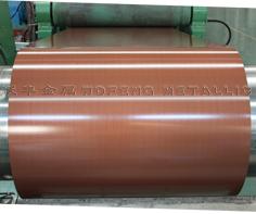 铜拉丝彩涂钢板WF-LS104