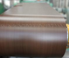 覆膜彩钢板WF-WPVC06