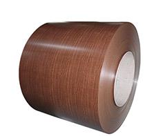 木纹彩钢板WF-WOOD27