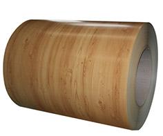木纹彩钢板WF-WOOD0305