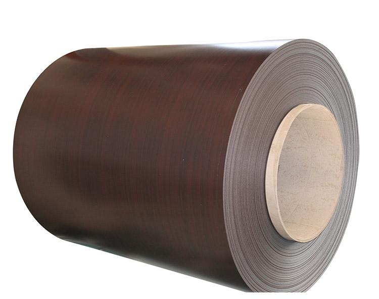 木纹彩钢板WF-WOOD0402