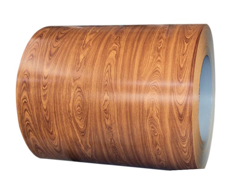 木纹彩钢板WF-WOOD0106