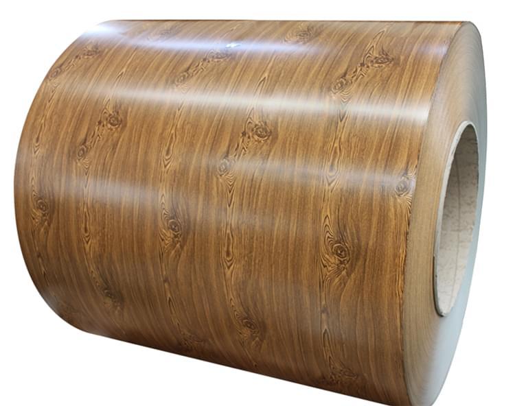 木纹彩涂钢板WF-WOOD02