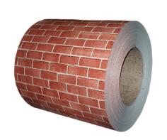 砖纹彩涂钢板WF-BRICK02