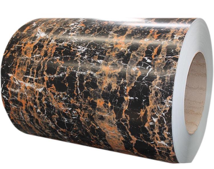 大理石纹彩涂钢板WF-MARBLE20