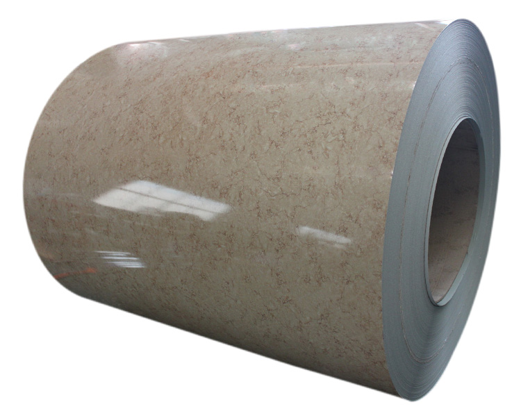 大理石纹彩涂钢板WF-MARBLE17