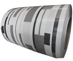 印花彩钢板WF-STRIPE01