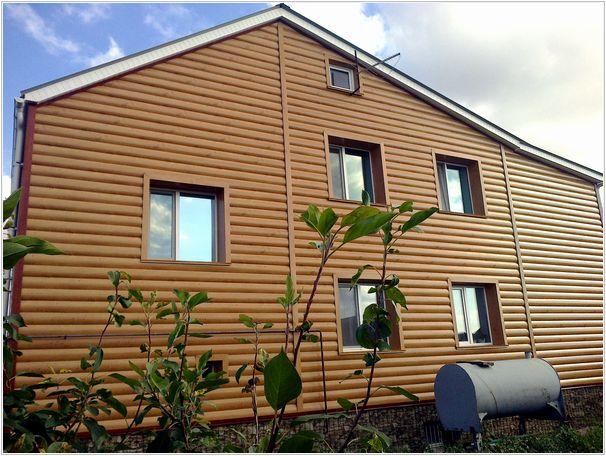 木纹钢板外墙钢结构