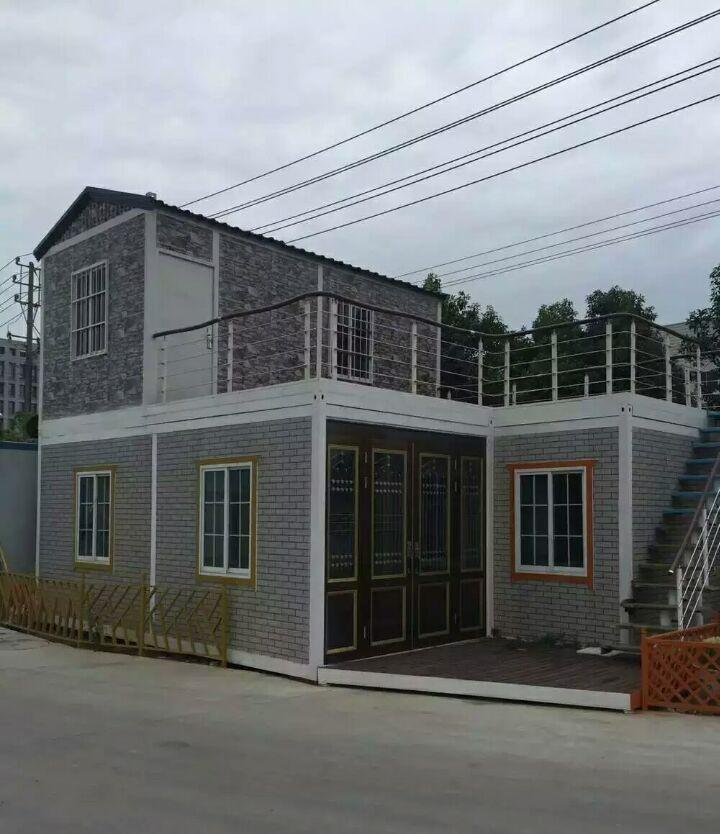 房子外面装修砖和图片
