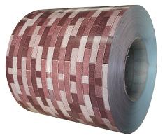 砖纹彩钢板WF-BRICK15