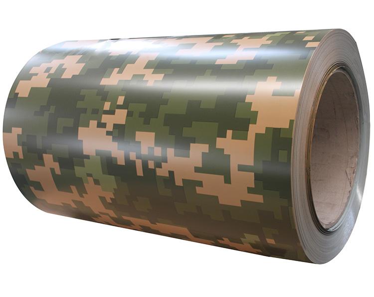 迷彩彩涂钢板WF-MC7