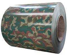 迷彩彩涂钢板WF-MC1