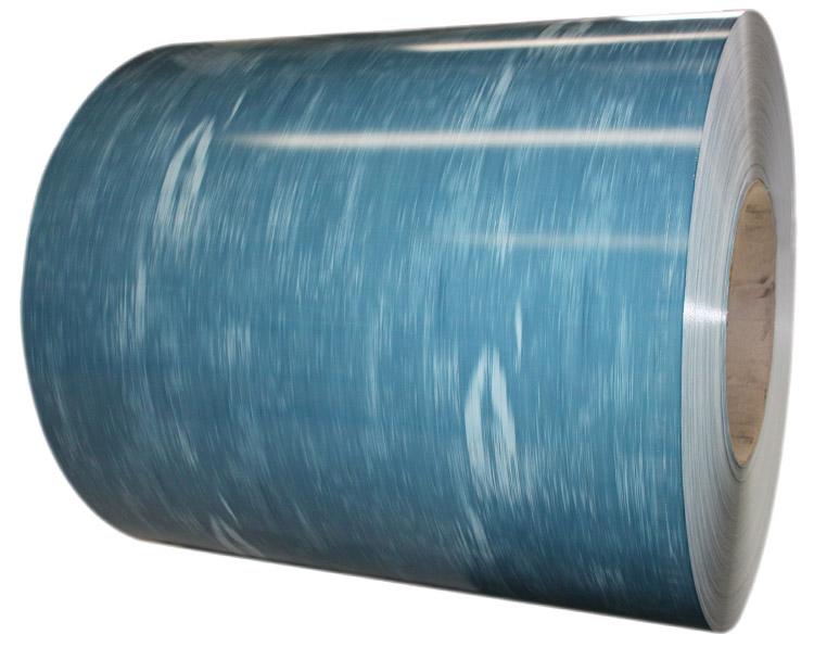 拉丝彩涂钢板WF-LS202
