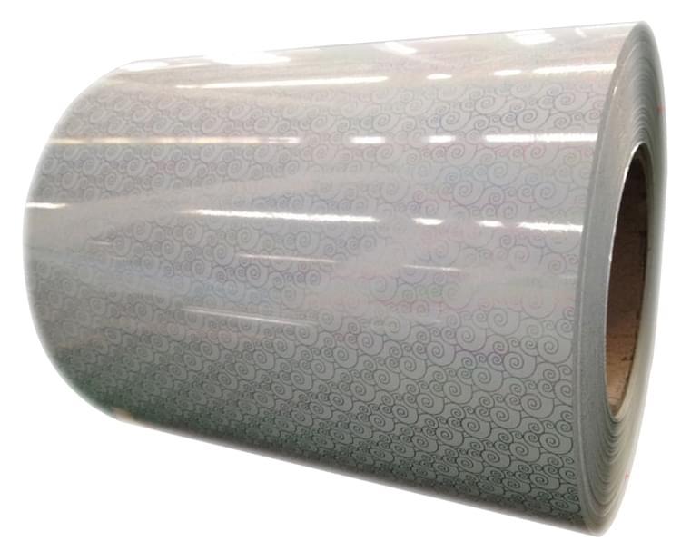 覆膜彩钢板WF-FPVC02
