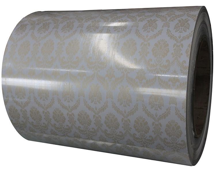 覆膜彩钢板WF-FPVC01