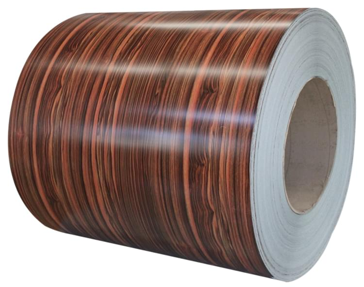 木纹彩涂钢板WF-WOODM01