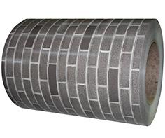 砖纹彩涂钢板WF-BRICK05