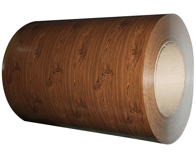 木纹彩涂钢板WF-WOOD0202