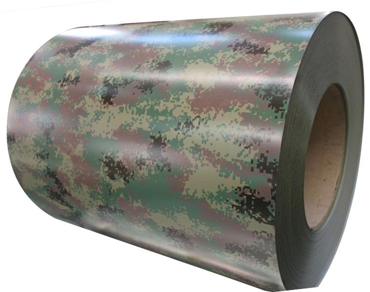 迷彩彩钢板WF-MC501