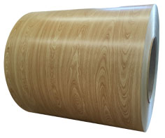 印花铝板WF-WOODLB0101