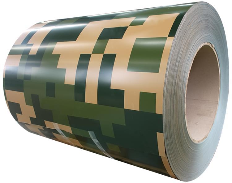 迷彩彩涂钢板WF-MC201