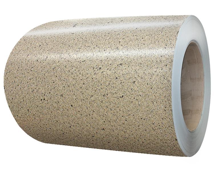 米黄石彩钢板WF-GRANITE3701