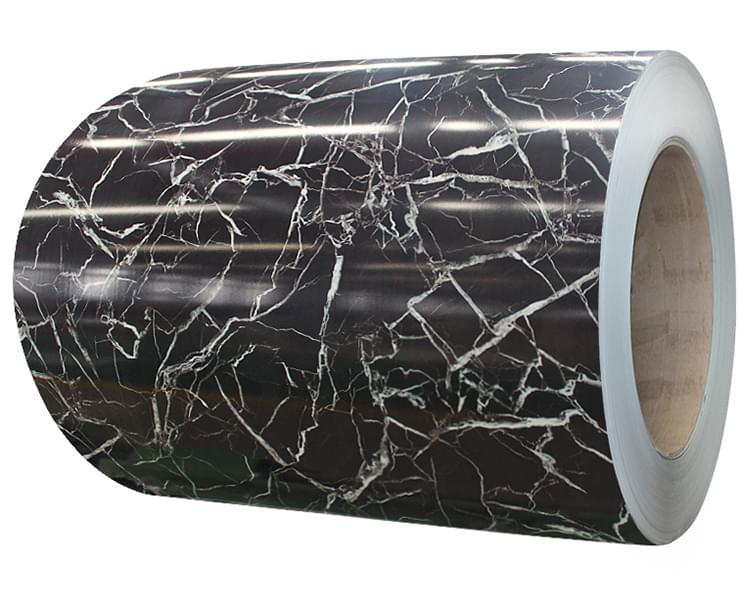 紫罗红大理石钢板WF-MARBLE0202F