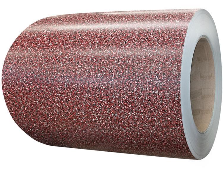 贵妃红彩钢板WF-GRANITE5902