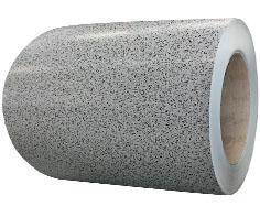 花岗岩彩涂钢板WF-GRANITE5801芝麻灰