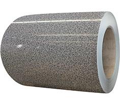 WFGRANITE6401灰麻-氟碳大理石铝板