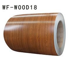 WF-WOOD18木纹不锈钢板